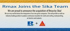 Sika completa la compra de Rmax