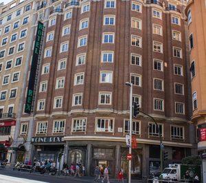 Room Mate operará el hotel Rex de la Gran Vía madrileña