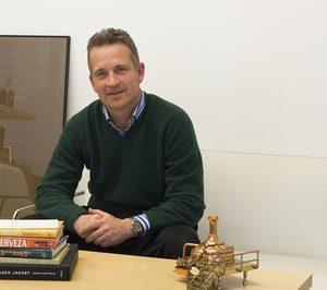 Jonathan Stordy, nuevo CEO del Grupo La Zaragozana