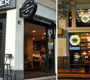 Steakburger y Ôven reforzarán su presencia en el centro de Madrid
