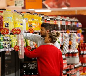 ¿Qué cadena de supermercados ha reorganizado sus enseñas comerciales?