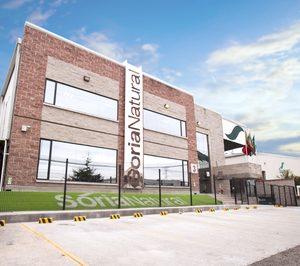Soria Natural eleva hasta 7 M la inversión en su fábrica