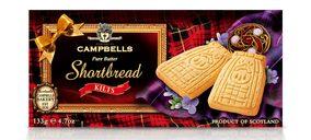 Alimentación Varma trae a España las galletas 'Campbells'