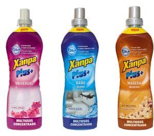 BrandCare amplía su gama de multiusos con Xanpa Plus+