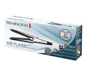 remington presenta la plancha alisadora air plates