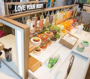 The Body Shop prosigue su expansión en España en medio de una posible venta