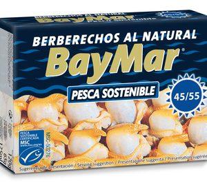'Conservas Baymar', berberechos con el sello MSC