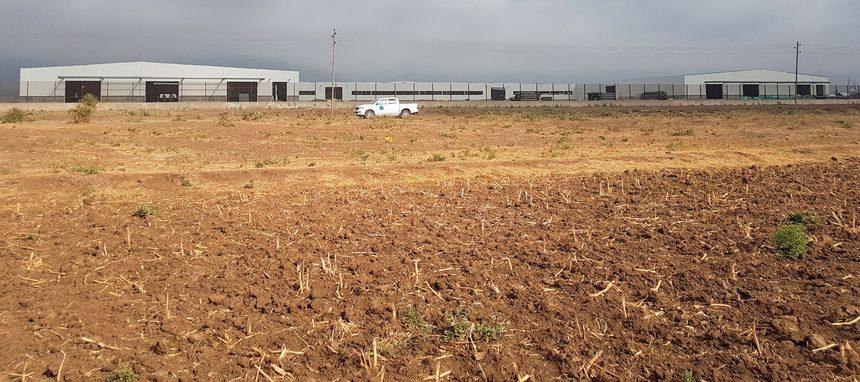 Celorrio avanza en la construcción de un gran complejo industrial en Etiopía