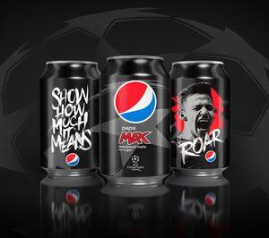 Pepsi MAX celebra la pasión de los fans del fútbol