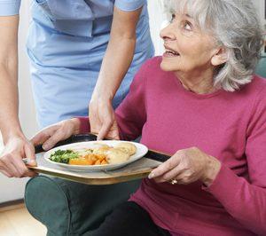 Serunión servirá la comida a usuarios de SAD en Granada