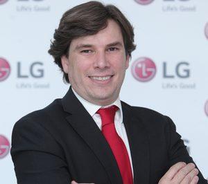 Miguel Ángel Fernández,  LG: No entendemos lo premium si no es fiable y eficiente