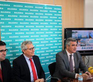 Baleària sube un 13% y presupuesta 450 M€ de inversión