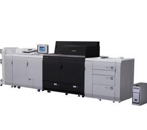 Canon celebra el 10º aniversario de la gama imagePRESS de impresión profesional