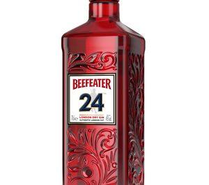 Pernod Ricard viste de rojo Beefeater 24