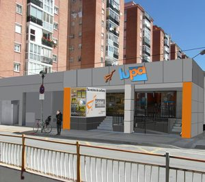 Semark invierte 1,75 M en dos nuevos supermercados Lupa