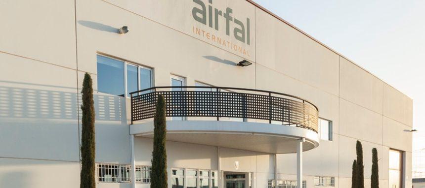 Airfal levantará una nueva fábrica