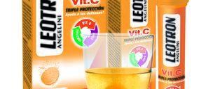 Leotron Vitamina C, (Complemento alimentario a base de vit. C). Angelini Farmacéutica