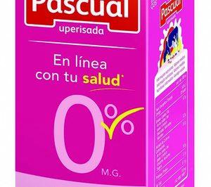 Leche Pascual 0% (Leches). Calidad Pascual