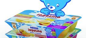 Iogolino Suave y Cremoso (Postres lácteos infantiles). Nestlé