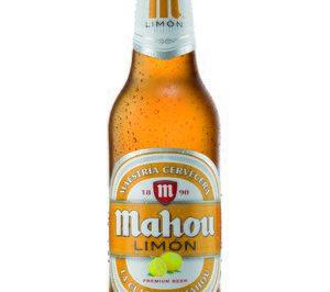 Mahou Limón (Cervezas con limón). Mahou San Miguel