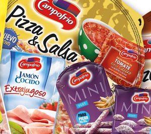 Campofrío cumple sus objetivos en 2016 y mejora liquidez