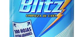 Regina Blitz (Limpieza del hogar). Sofidel Spain