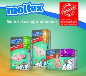 Moltex Premium (Higiene del bebé). Ontex (Valor Brands)