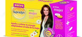 Supradyn activo mujer (Multivitamínico). Bayer
