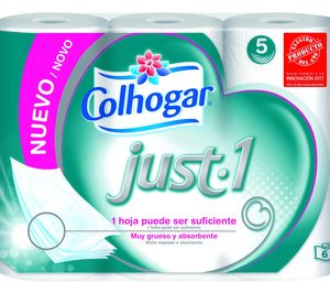 Colhogar Just 1 (Papel Higiénico). SCA Hygiene Products