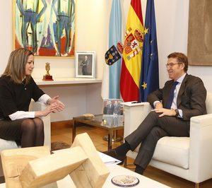 Feijóo confirma la construcción de una residencia de mayores en Lugo
