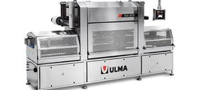 Ulma presenta en Fuit Logistica una nueva termoselladora