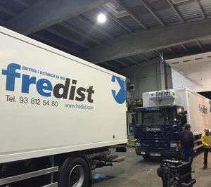 Fredist adelanta el proyecto de ampliación de su almacén