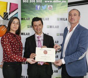 Caslesa colabora con la asociación Pyfano