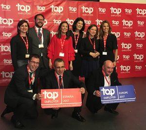 Heineken España obtiene la certificación Top Employer