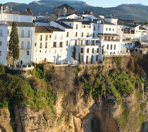Javier Conde y Estrella Morente promueven un hotel taurino en Ronda