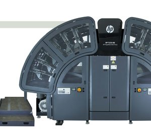 HP lanza una nueva prensa de inyección de tinta para impresión comercial