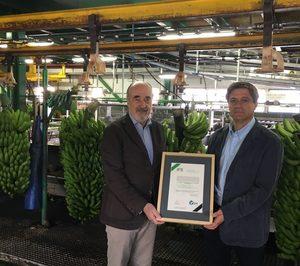 Cupalma recibe el certificado IPS de Sostenibilidad
