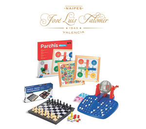 Falomir se hace con la comercialización de la marca de juegos clásicos Marigó