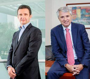 """Fabián Gosselin - Rafael Herrero (Grupo Alsea-Zena): """"Estamos estudiando que alguna de nuestras marcas españolas viaje a América o Europa"""""""