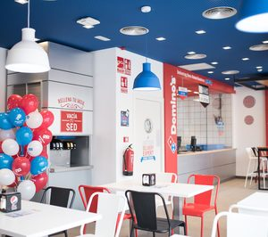Dominos Pizza abre en un PAU madrileño