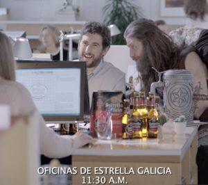 Estrella Galicia presenta nueva campaña