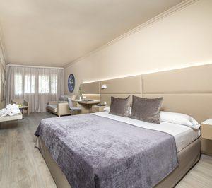El hotel Sallés Pere IV reabre tras su reforma