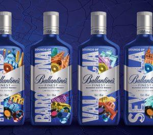 Pernod Ricard lanza Ballantines Sounds