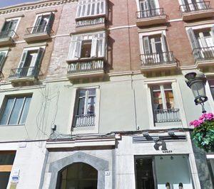 Un céntrico edificio de Málaga cambia de manos para su transformación en hotel