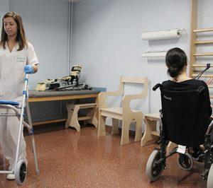 Hospital Povisa activa su tercer gimnasio de rehabilitación