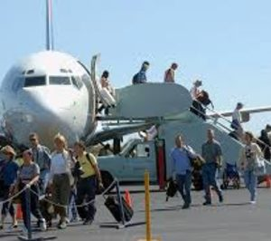 El número de turistas internacionales creció un 10,7% en enero