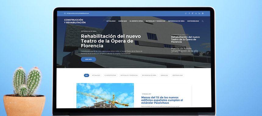 Mapei lanza su blog construccionyrehabilitacion.com