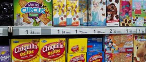 Informe 2017 sobre alimentos para niños