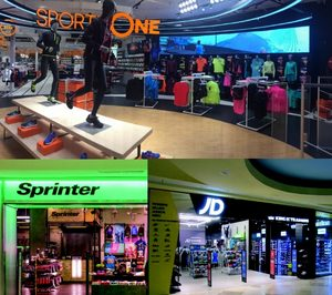 Sport zone (Sonae) y el grupo JD Sports-Sprinter preparan su fusión