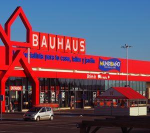 Bauhaus ultima la inauguración de su tienda de Alfafar
